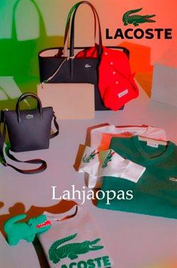 Vaatteet ja Kengät tarjoukset Lacoste kuvastossa Järvenpää ( 26 päivää jäljellä )