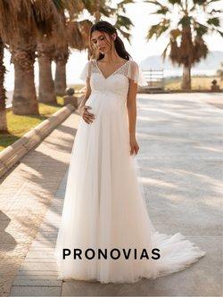 Tarjouksia yritykseltä Pronovias kaupungissa Pronovias lehtisiä ( Yli 30 päivää)