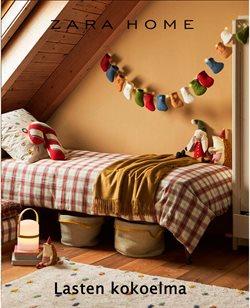 Koti ja Huonekalut tarjoukset Zara Home kuvastossa Lohja ( 26 päivää jäljellä )