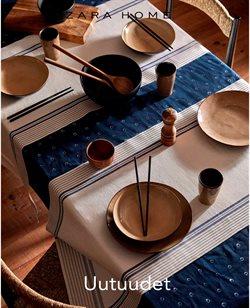 Koti ja Huonekalut tarjoukset Zara Home kuvastossa Helsinki ( Julkaistu eilen )