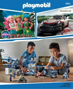 Tarjouksia yritykseltä Lelut ja Vauvat kaupungissa Playmobil lehtisiä ( Yli 30 päivää)
