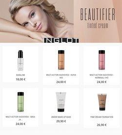 Kosmetiikka ja Kauneus tarjoukset Inglot kuvastossa Salo ( 13 päivää jäljellä )