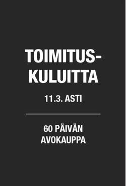 Tarjouksia yritykseltä Hööks kaupungissa Vantaa lehtisiä