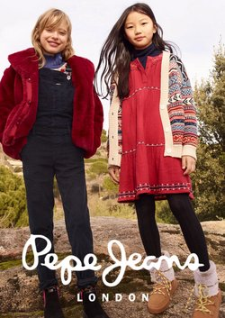 Pepe Jeans luettelo, ( 15 päivää jäljellä )