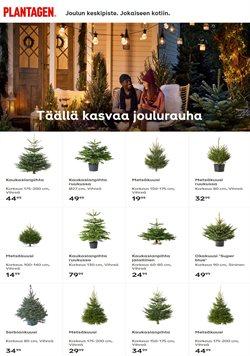 Plantagen -luettelo, Helsinki ( Vanhentunut )