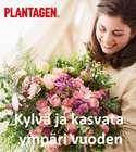 Plantagen -luettelo, Vantaa ( 13 päivää jäljellä )