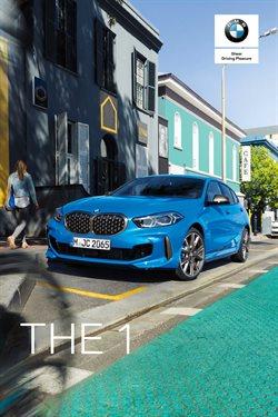 Tarjouksia yritykseltä BMW kaupungissa Espoo lehtisiä