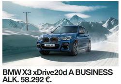 Autot ja varaosat tarjoukset BMW kuvastossa Helsinki