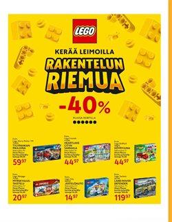 Lego luettelo, ( Vanhenee pian )