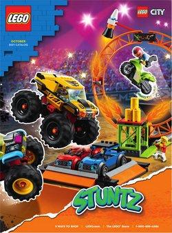 Tarjouksia yritykseltä Lelut ja Vauvat kaupungissa Lego lehtisiä ( 5 päivää jäljellä)