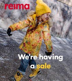 Tarjouksia yritykseltä Reima kaupungissa Reima lehtisiä ( Vanhentunut)