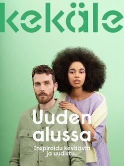Kekäle -luettelo, Tampere ( 22 päivää jäljellä )