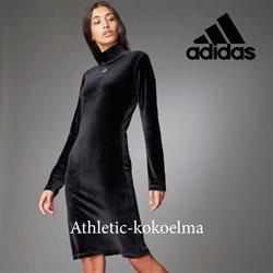 Urheilu tarjoukset Adidas kuvastossa Vantaa ( 26 päivää jäljellä )