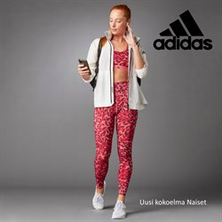 Urheilu tarjoukset Adidas kuvastossa Helsinki ( 28 päivää jäljellä )