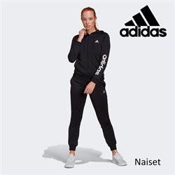 Urheilu tarjoukset Adidas kuvastossa Helsinki ( Yli 30 päivää )