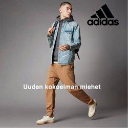 Tarjouksia yritykseltä Adidas kaupungissa Adidas lehtisiä ( Vanhenee pian)