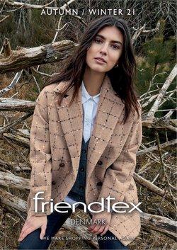 Tarjouksia yritykseltä Friendtex kaupungissa Friendtex lehtisiä ( Yli 30 päivää)