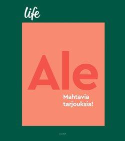 Terveys ja Optiikka tarjoukset Life kuvastossa Espoo ( 4 päivää jäljellä )