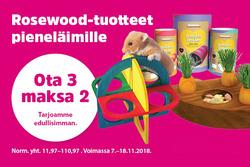Tarjouksia yritykseltä Musti ja Mirri kaupungissa Turku lehtisiä