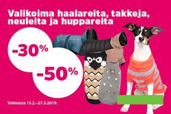 Tarjouksia yritykseltä Musti ja Mirri kaupungissa Joensuu lehtisiä