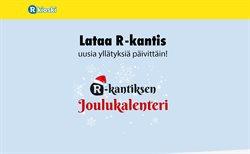 R-Kioski -luettelo, Espoo ( Vanhentunut )