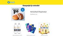 R-Kioski -luettelo, Espoo ( 6 päivää jäljellä )