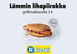 Tarjouksia yritykseltä R-Kioski kaupungissa R-Kioski lehtisiä ( 4 päivää jäljellä)