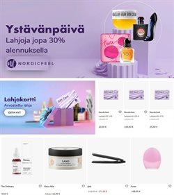 Kosmetiikka ja Kauneus tarjoukset Nordicfeel kuvastossa Helsinki ( Yli 30 päivää )