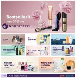 Tarjouksia yritykseltä Kosmetiikka ja Kauneus kaupungissa Nordicfeel lehtisiä ( Vanhenee pian)
