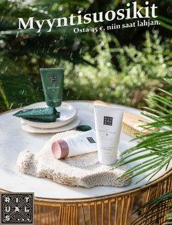 Kosmetiikka ja Kauneus tarjoukset Rituals kuvastossa Salo ( 13 päivää jäljellä )