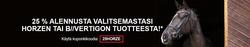 Tarjouksia yritykseltä Horze kaupungissa Vantaa lehtisiä