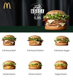 Ravintolat tarjoukset McDonald's kuvastossa Lempäälä ( 24 päivää jäljellä )