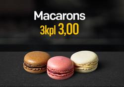 Ravintolat tarjoukset McDonald's kuvastossa Joensuu
