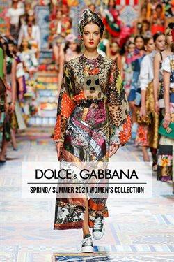 Tarjouksia yritykseltä Dolce & Gabbana kaupungissa Dolce & Gabbana lehtisiä ( 26 päivää jäljellä)