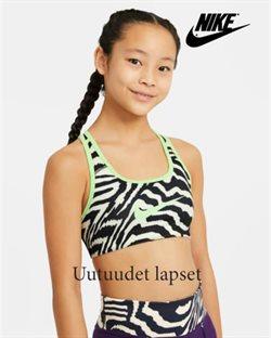 Nike luettelo, ( Julkaistu tänään )