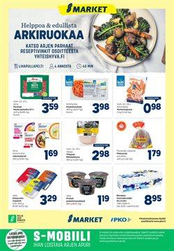 S-Market -luettelo, Vantaa ( Vanhenee pian )
