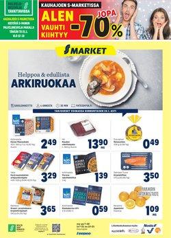 S-Market -luettelo, Seinäjoki ( Vanhenee tänään )