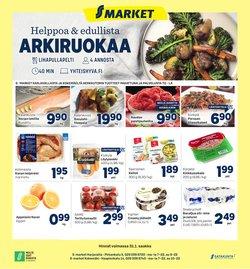 K-Supermarket Lehmo Tarjoukset