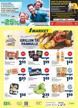 S-Market luettelo, ( 2 päivää jäljellä )
