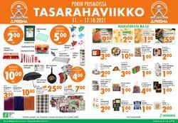 Tarjouksia yritykseltä S-Market kaupungissa S-Market lehtisiä ( Vanhenee pian)