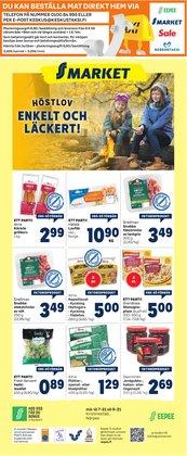 Tarjouksia yritykseltä Supermarket kaupungissa S-Market lehtisiä ( Julkaistu tänään)