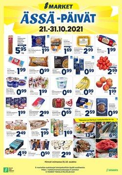 S-Market luettelo, ( Julkaistu eilen)