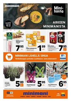 Tarjouksia yritykseltä Minimani kaupungissa Minimani lehtisiä ( 2 päivää jäljellä)