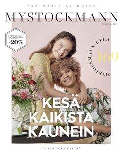 Tarjouksia yritykseltä Stockmann kaupungissa Stockmann lehtisiä ( 16 päivää jäljellä)