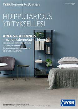 Koti ja Huonekalut tarjoukset JYSK kuvastossa Helsinki ( Yli 30 päivää )