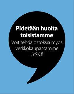 Tarjouksia yritykseltä Koti ja Huonekalut kaupungissa JYSK lehtisiä ( 2 päivää sitten )