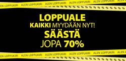 Tarjouksia yritykseltä JYSK kaupungissa Espoo lehtisiä