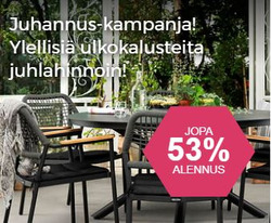 Tarjouksia yritykseltä Kodin1 kaupungissa Helsinki lehtisiä