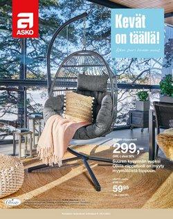 Koti ja Huonekalut tarjoukset Asko kuvastossa Helsinki ( 8 päivää jäljellä )