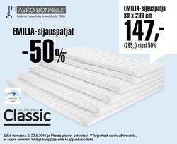 Tarjouksia yritykseltä Asko kaupungissa Espoo lehtisiä